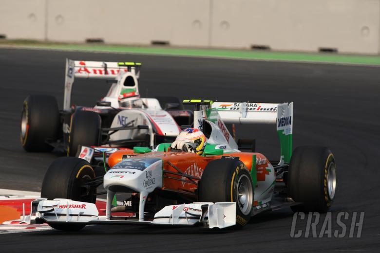 Paul di Resta (GBR), Force India F1 Team