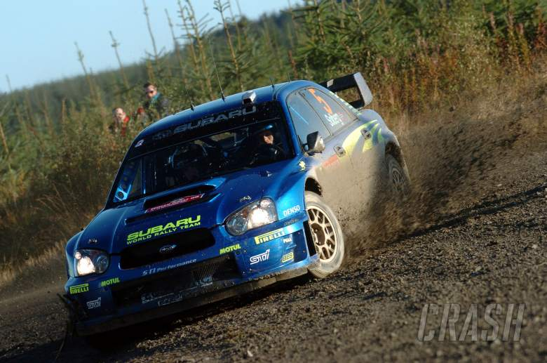 Petter Solberg / Philip Mills - Subaru Impreza WRC 2005