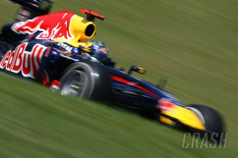 25.11.2011- Friday Practice 1, Sebastian Vettel (GER), Red Bull Racing, RB7