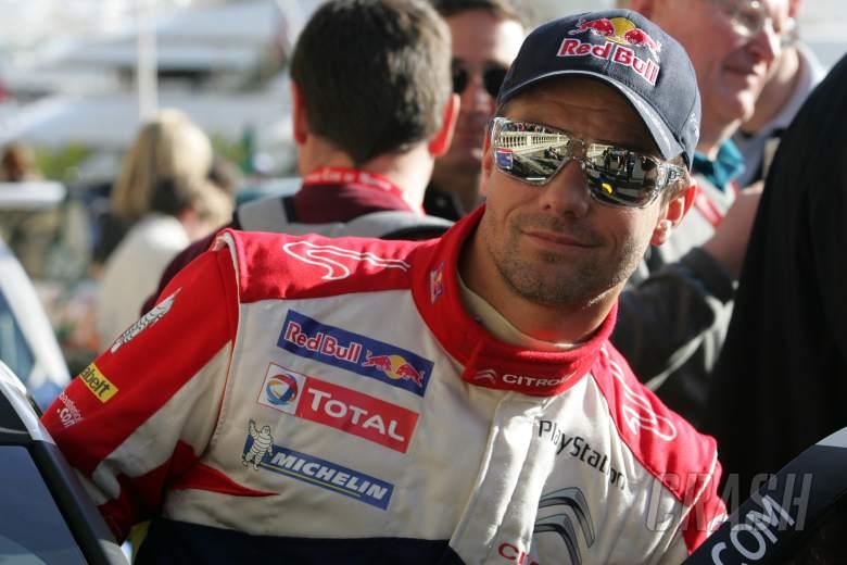 Sebastien Loeb (FRA) Daniel Elena (MON), Citroen DS 3, Citro'n Total World Rally Team