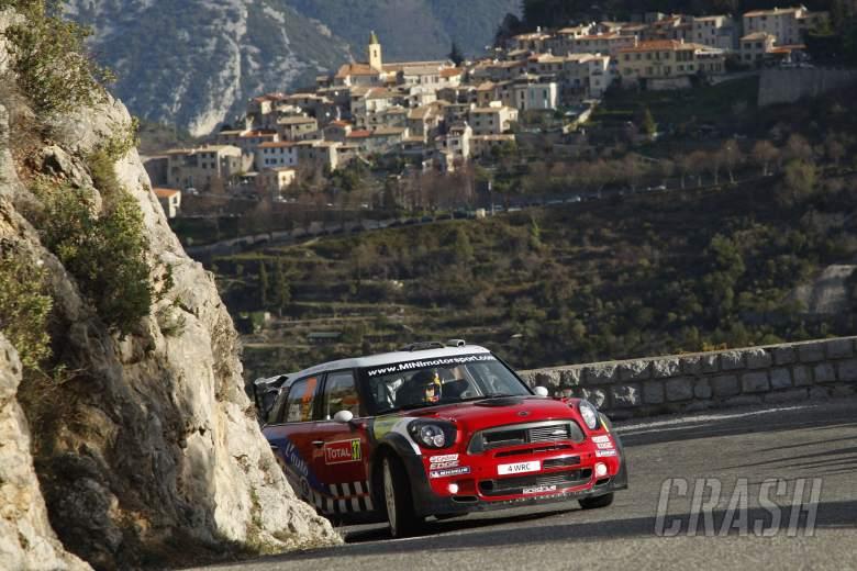 Dani Sordo (ESP) Carlos del Barrio (ESP) Mini John Cooper Works WRC, Mini WRC Team