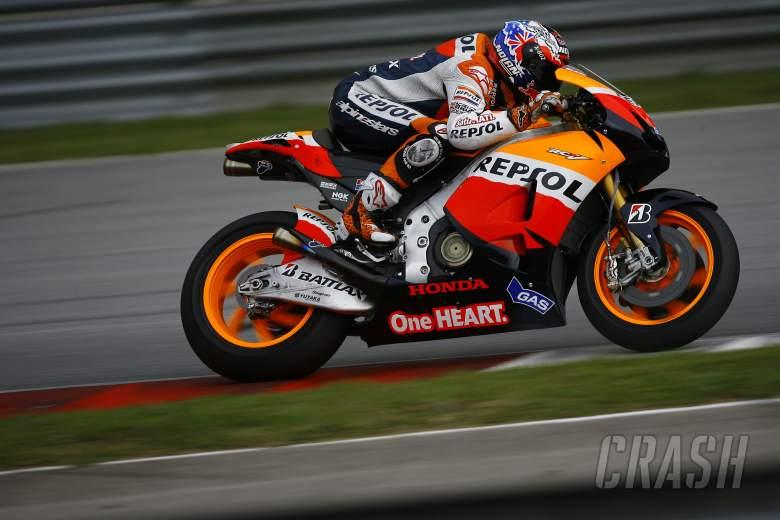 , , Stoner, Sepang MotoGP tests, 31st Jan-2nd Feb 2012
