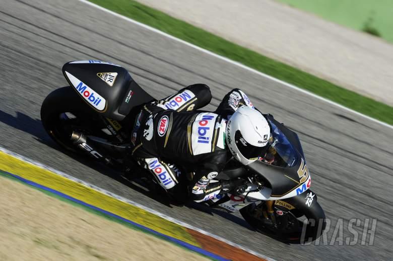 Zarco, Valencia Moto2 Test Feb 8-10 2012