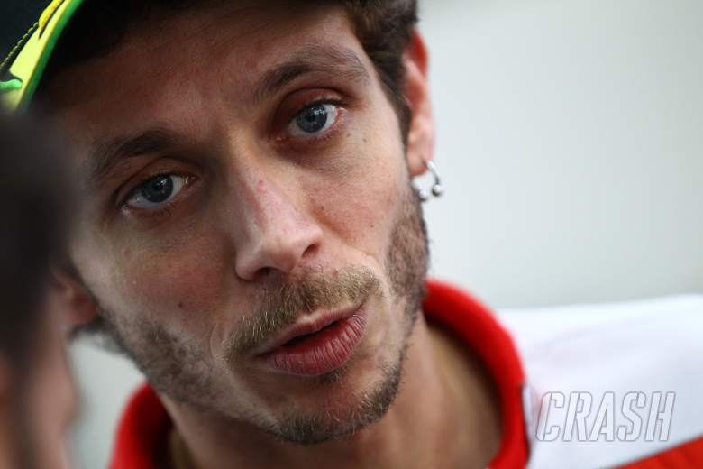 Rossi, Sepang MotoGP test, 28th Feb-1st March 2012