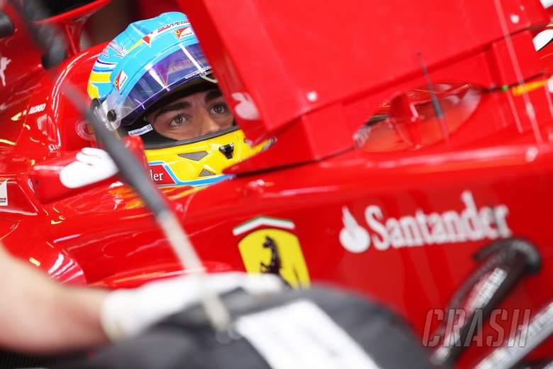 Fernando Alonso (ESP) Scuderia Ferrari