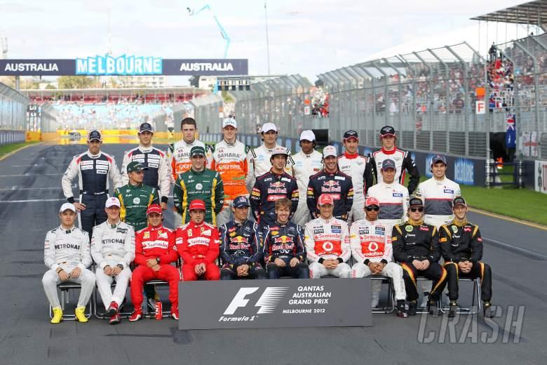 Drivers Photograph