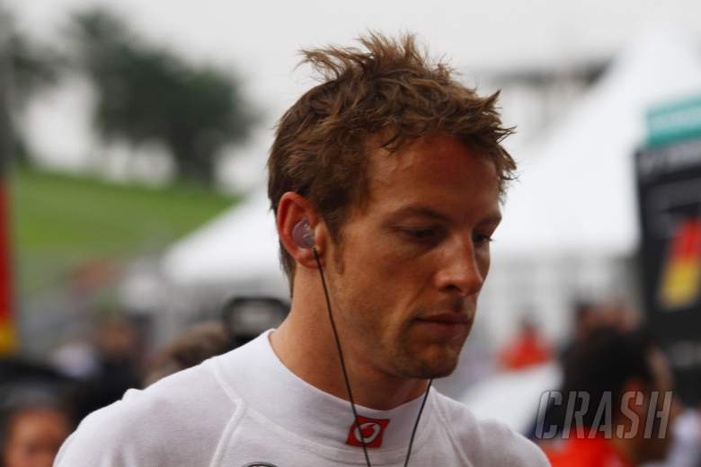 25.03.2012- Race, Jenson Button (GBR) McLaren Mercedes MP4-27