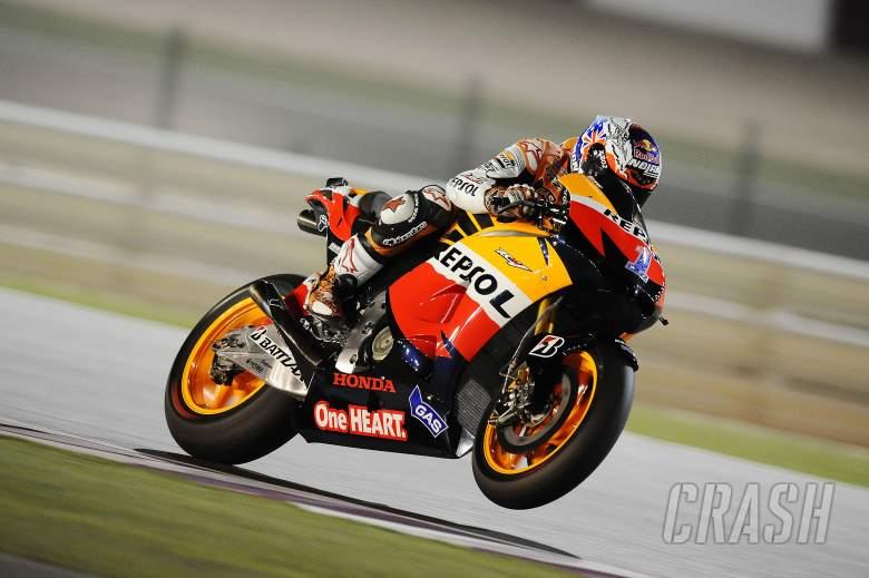 , Stoner, Qatar MotoGP 2012
