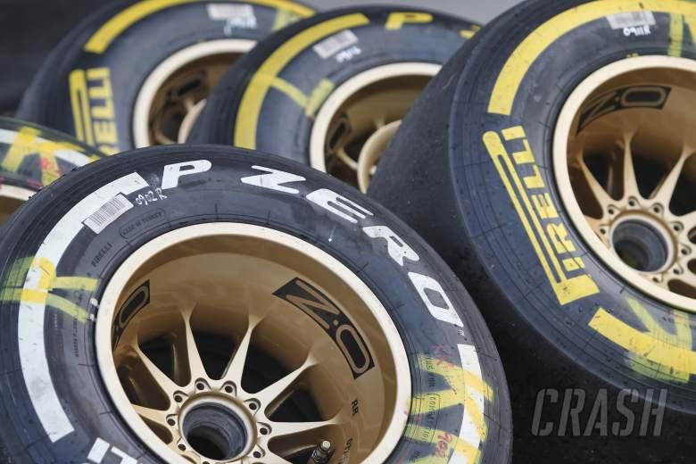 13.04.2012 - Pirelli Tyres