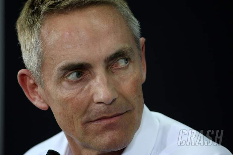 20.04.2012- Martin Whitmarsh (GBR), Chief Executive Officer Mclaren