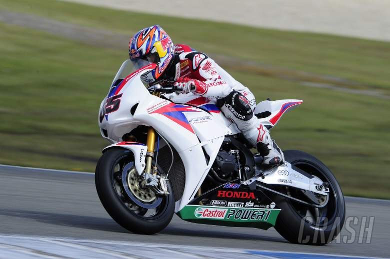 Jonathan Rea, Dutch WSBK 2012