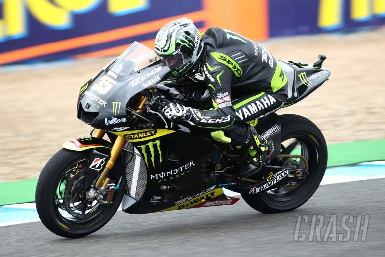 Crutchlow, Spanish MotoGP 2012