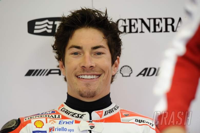 Hayden, Spanish MotoGP 2012