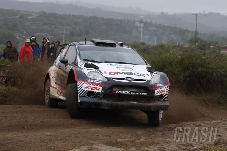 Martin Prokop (CZ) Jan Tomanek (CZ), Ford Fiesta WRC
