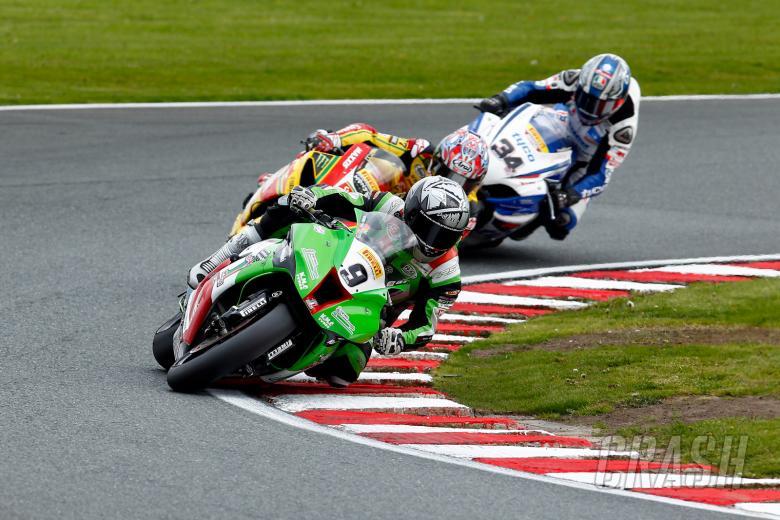 Chris Walker Primo Bournemouth Kawasaki Racing - [picture credit: Ian Hopgood Photography.com]