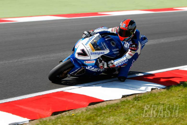 , , Michael Laverty Samsung Honda - [picture credit: Ian Hopgood Photography.com]