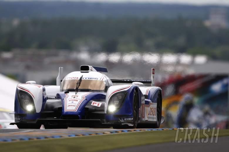 Anthony Davidson/Sebastien Buemi Toyota Racing Toyota TS 030 Hybrid