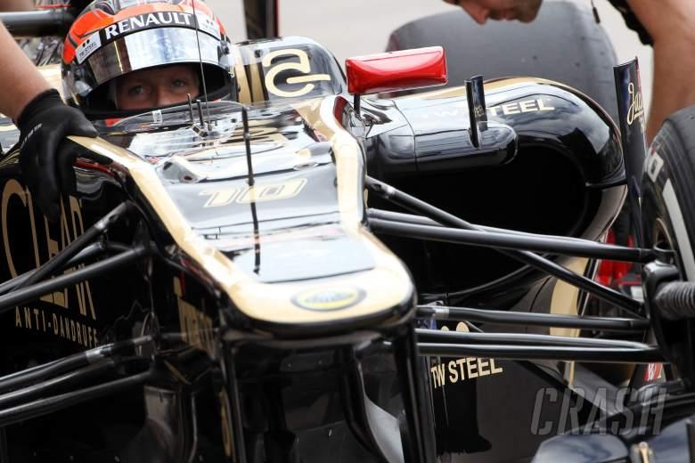 22.06.2012- Free Practice 1, Romain Grosjean (FRA) Lotus F1 Team E20