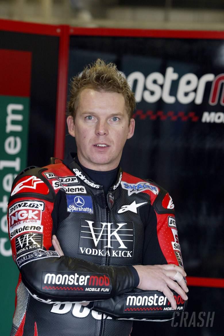 Sean Emmett, Monstermob Ducati FO4 999