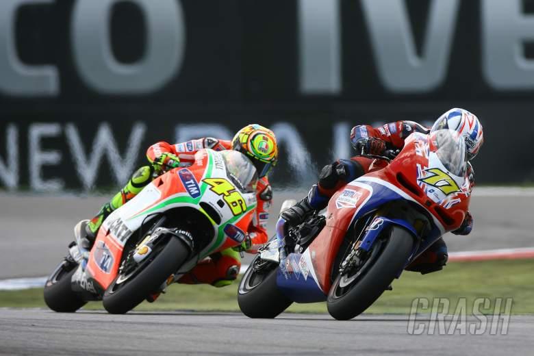 Ellison, MotoGP race, Dutch MotoGP 2012