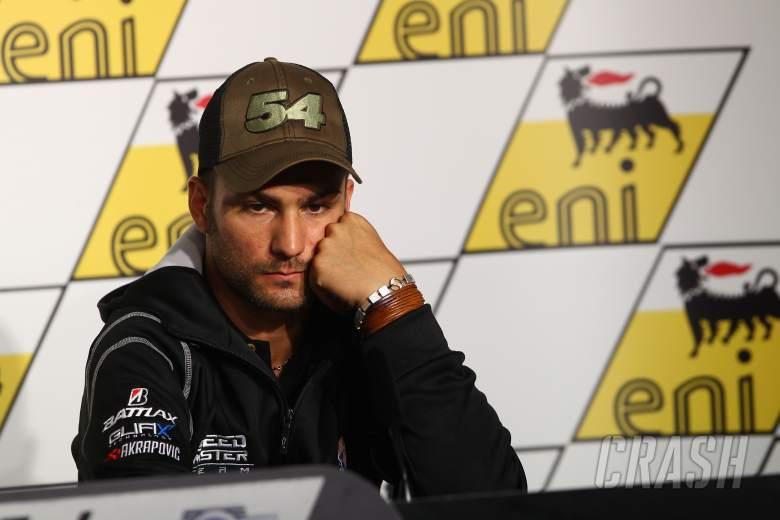 Pasini, press conference, German MotoGP 2012