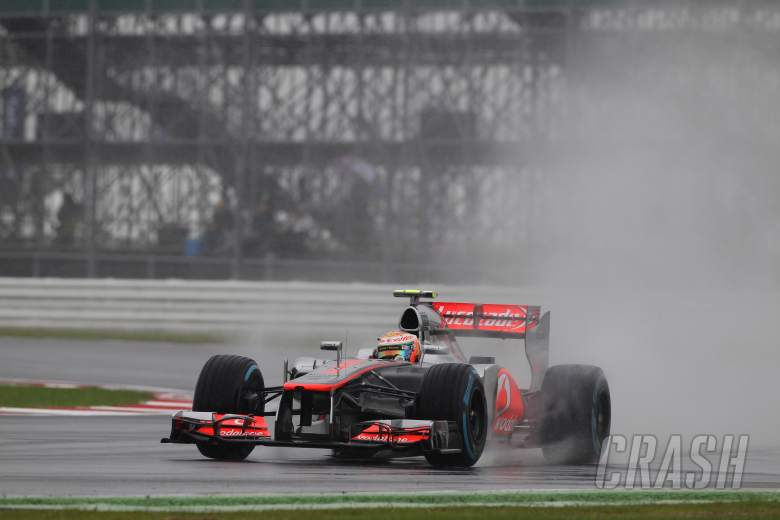 06.07.2012- Free Practice 1, Lewis Hamilton (GBR) McLaren Mercedes MP4-27