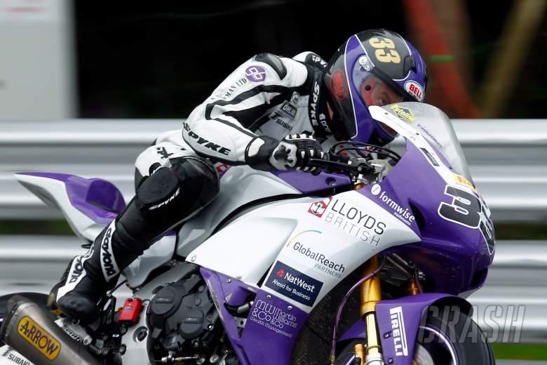 Tristan Palmer GBmoto Racing - [picture credit: Ian Hopgood Photography.com]
