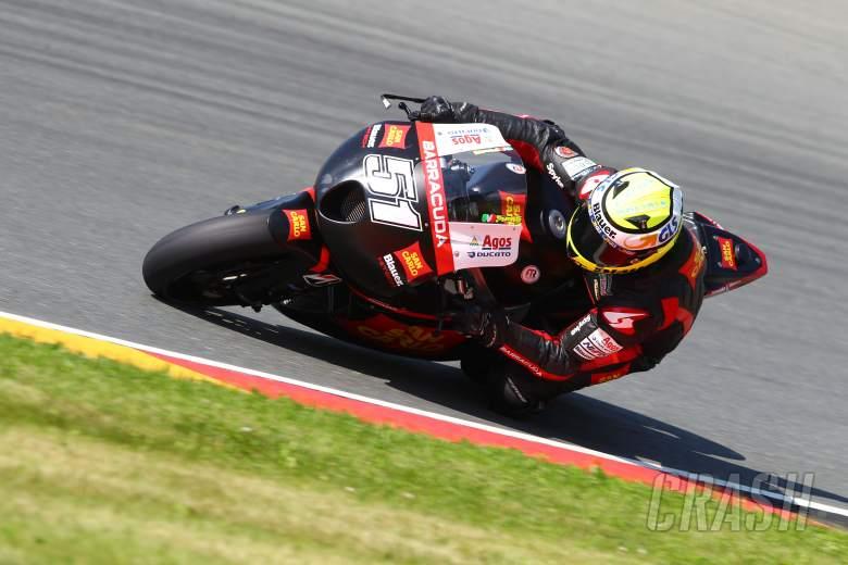 Pirro, MotoGP, German MotoGP 2012