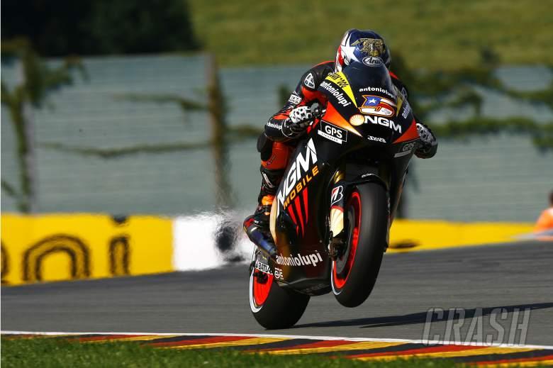 Edwards, German MotoGP 2012