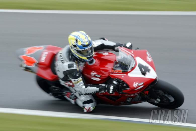 Steve Plater, Team Virgin Mobile samsung Yamaha YZF R1 1000