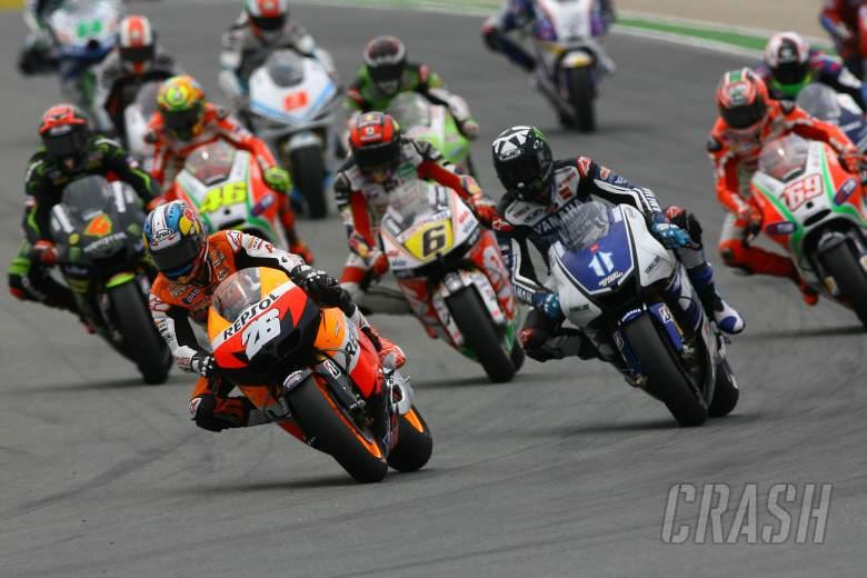 Pedrosa, MotoGP, German MotoGP 2012