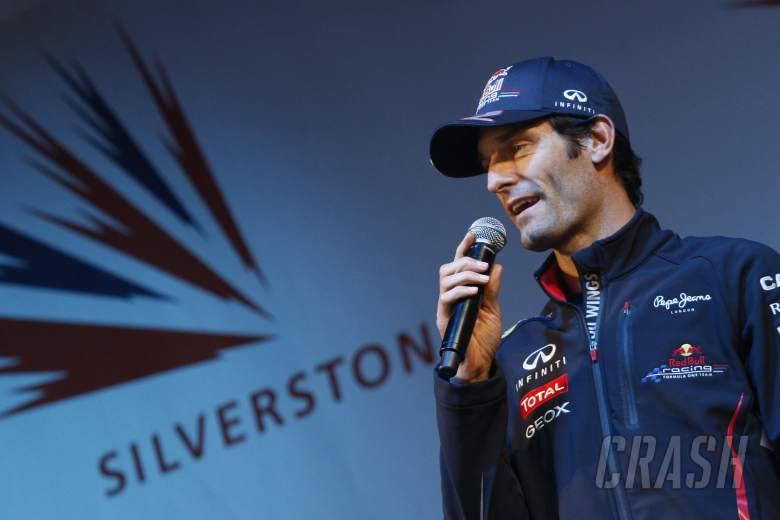 Mark Webber (AUS) Red Bull Racing