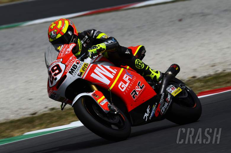Iannone, Italian Moto2 2012