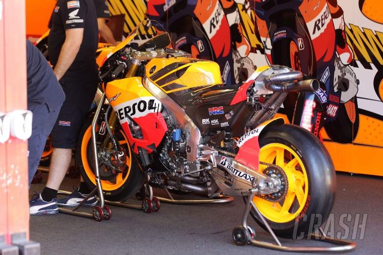 Honda, Mugello MotoGP test, 16th July 2012