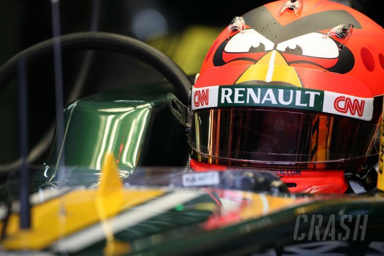 20.07.2012 - - Free Practice 1, Heikki Kovalainen (FIN) Caterham F1 Team CT01