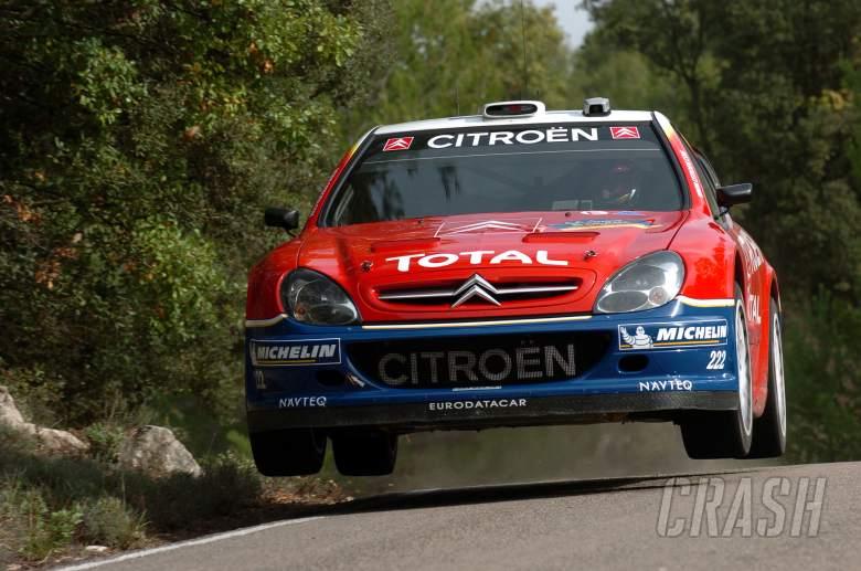 Sebastien Loeb/Daniel Elena - Citroen Xsara WRC