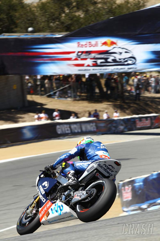 Aleix Espargaro , USA MotoGP 2012