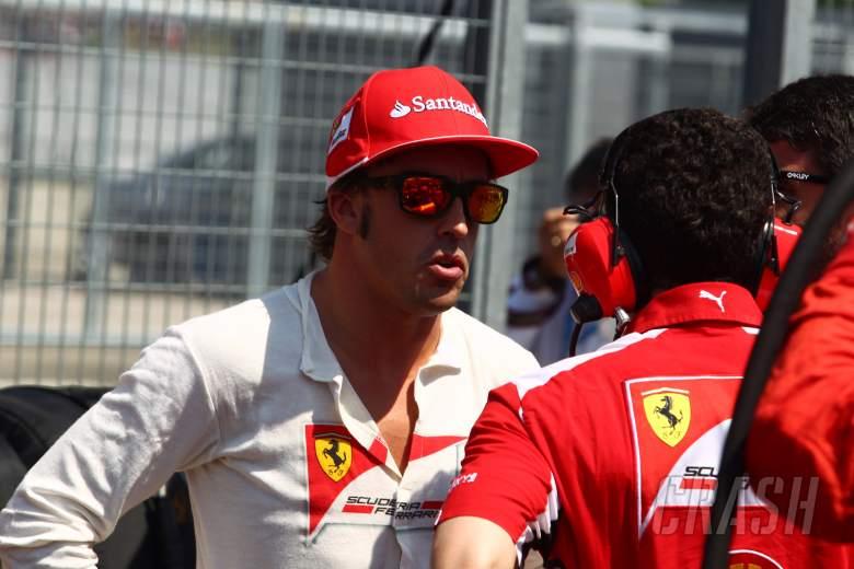29.07.2012- Race, Fernando Alonso (ESP) Scuderia Ferrari F2012