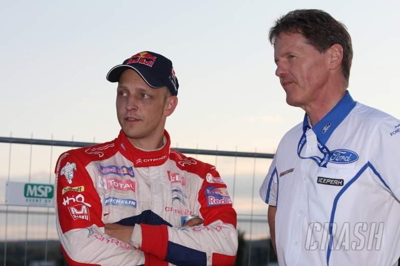 Mikko Hirvonen (FIN), Citroën DS3 WRC, Citroën Total World Rally Team