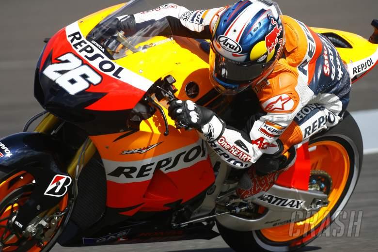Pedrosa, Indianapolis MotoGP 2012