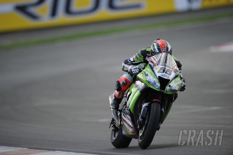 Sykes, Russian WSBK Race 1 2012