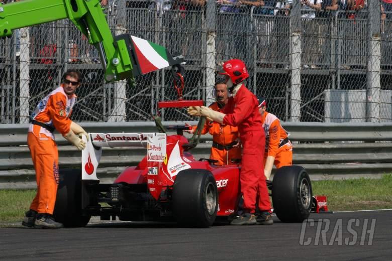 07.09.2012- Free Practice 1, Fernando Alonso (ESP) Scuderia Ferrari F2012