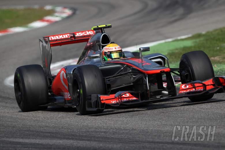 ,  - 09.09.2012- Race, Lewis Hamilton (GBR) McLaren Mercedes MP4-27