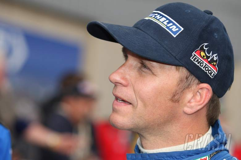 Petter Solberg (NOR), Ford Fiesta WRC, Ford World Rally Team