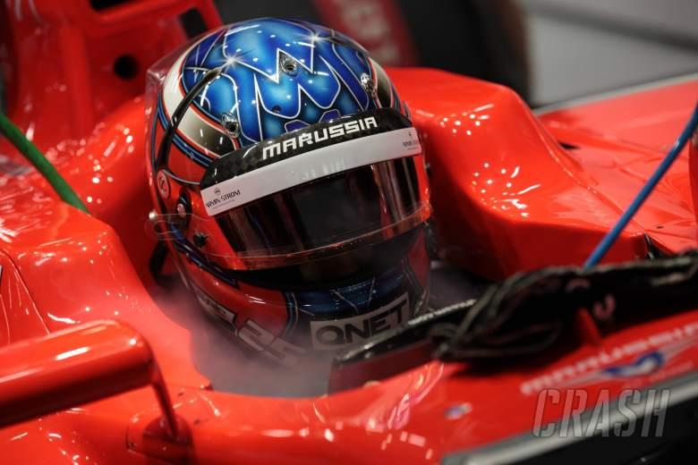 22.09.2012 - Qualyfing, Charles Pic (FRA) Marussia F1 Team MR01