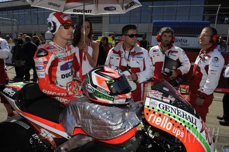 Hayden, Aragon MotoGP Race 2012
