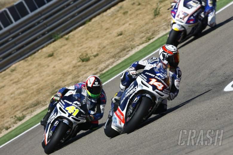 De Puniet, Aragon MotoGP 2012