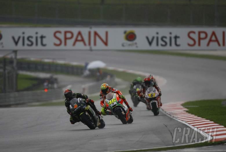 Dovizioso, Malaysian MotoGP 2012