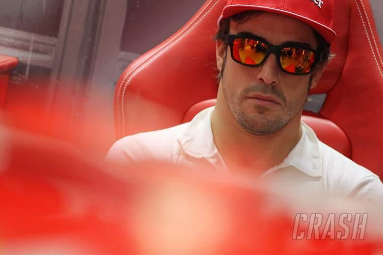 26.10.2012- Free Practice 1, Fernando Alonso (ESP) Scuderia Ferrari F2012