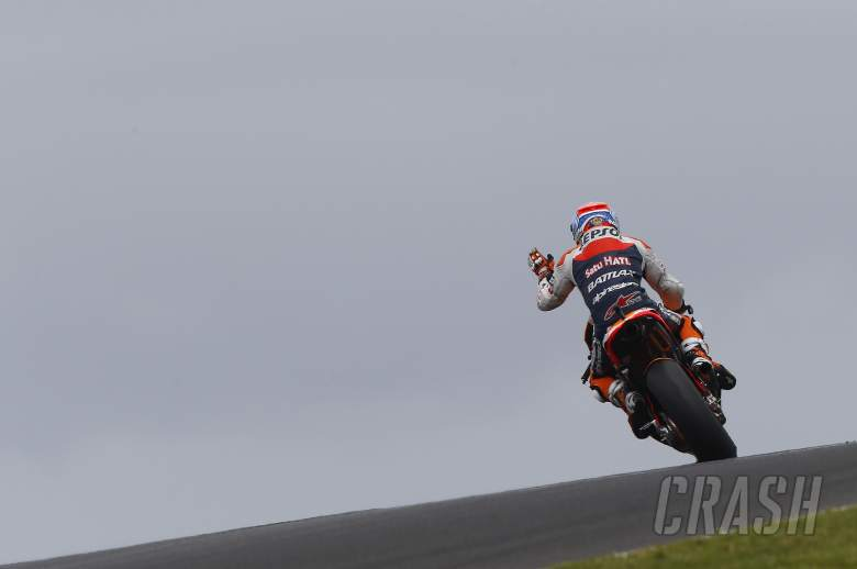Stoner, Australian MotoGP 2012